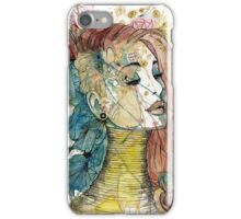 Natural Fashion // Rings iPhone Case/Skin