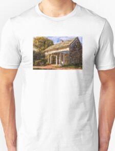 The Little Stone House In September Unisex T-Shirt