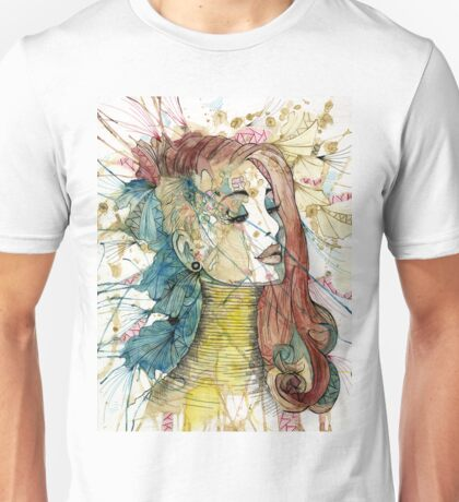 Natural Fashion // Rings Unisex T-Shirt