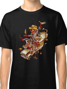 Jerry and the Bandit. Awesome mashup. Classic T-Shirt