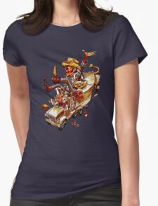 Jerry and the Bandit. Awesome mashup. Womens T-Shirt