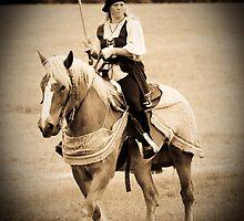 A Princess Rides a Horse by Jinx13