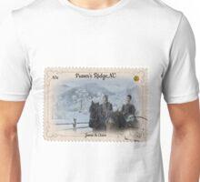 Outlander stamp/ Jamie & Claire Fraser/Fraser's Ridge Unisex T-Shirt