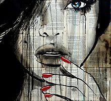 crimson & ice by Loui  Jover