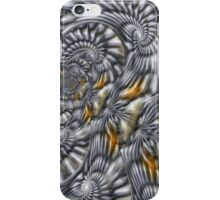 DA FS Spiral And Spheres© iPhone Case/Skin