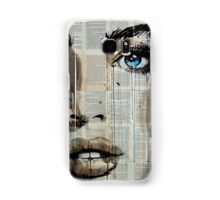 ever blue Samsung Galaxy Case/Skin