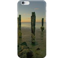 Old Jetty at the Dell iPhone Case/Skin