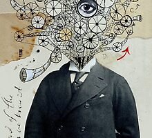 mr mechanoid by Loui  Jover