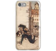 Clever Grethel iPhone Case/Skin