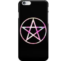 Psychedelic Pentagram iPhone Case/Skin