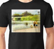 Brothers, Best Friends Unisex T-Shirt