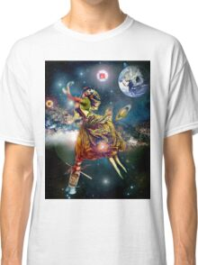 Space Gypsy Collaboration with Trenas. Classic T-Shirt
