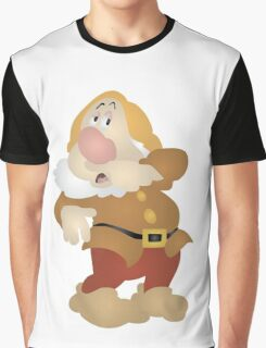 Sneezy Graphic T-Shirt
