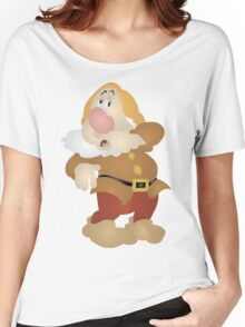 Sneezy Women's Relaxed Fit T-Shirt