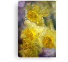 Ruffles Canvas Print