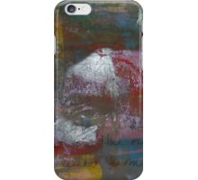 Word is Born iPhone Case/Skin