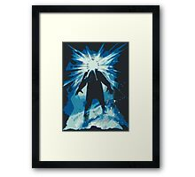 What you fear most... is among you. Framed Print