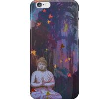 The Buddha Tree iPhone Case/Skin