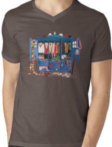 The Who-drobe Mens V-Neck T-Shirt