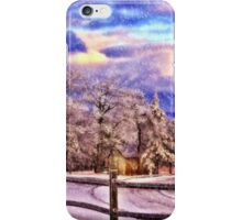 On Top Of Old Blue Knob iPhone Case/Skin