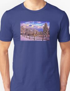 On Top Of Old Blue Knob Unisex T-Shirt