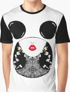Edgy Girl Graphic T-Shirt