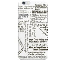 Misquote iPhone Case/Skin