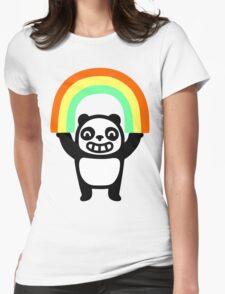 Panda Found A Rainbow T-Shirt
