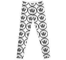 WSW BLACK/WHITE OG LOGO Leggings