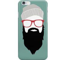 Beard Face iPhone Case/Skin