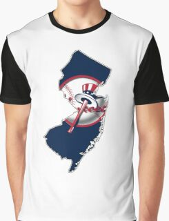 New york Yankees - new jersey fan Graphic T-Shirt