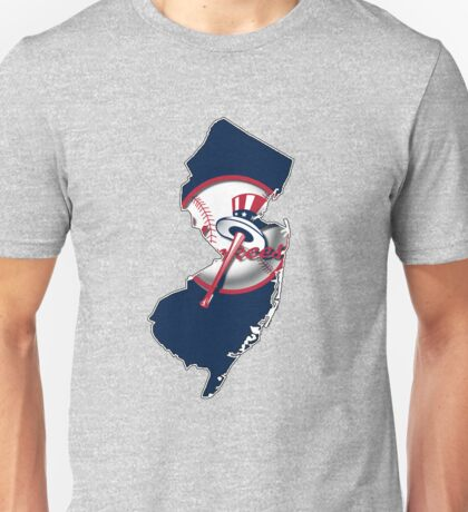 New york Yankees - new jersey fan Unisex T-Shirt