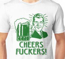 Irish Cheers For Saint Patricks Day Unisex T-Shirt