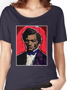 Frederick Douglass-4 Women's Relaxed Fit T-Shirt
