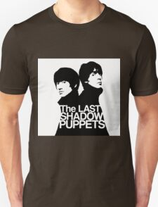 The Last Shadow Puppets (Black and White) T-Shirt