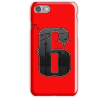 The Six -  City of Toronto, Ontario, Cananda iPhone Case/Skin
