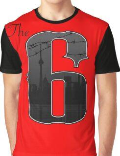 The Six -  City of Toronto, Ontario, Cananda Graphic T-Shirt