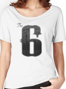 The Six -  City of Toronto, Ontario, Cananda Women's Relaxed Fit T-Shirt