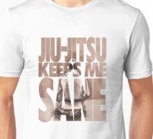 Jiu-Jitsu Keeps Me Sane Unisex T-Shirt