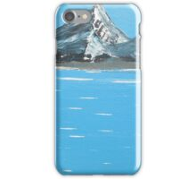 high mountain valley iPhone Case/Skin