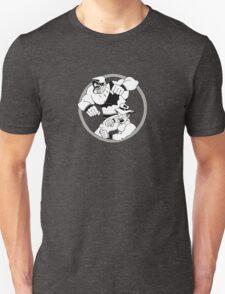 Vaudevillains: Couple O' Goons Unisex T-Shirt