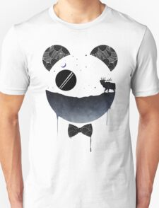 Dark Panda Unisex T-Shirt