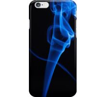 smoke art iPhone Case/Skin
