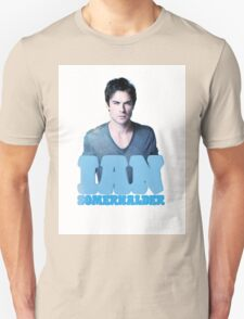 Ian Somerhalder- Mr Smolderhalder T-Shirt