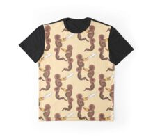 Smoking snakes Graphic T-Shirt