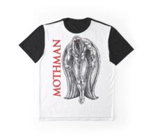 Mothman Graphic T-Shirt