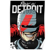 Panic in Detroit Poster