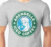 ARENDELLE ICED COFFEE  Unisex T-Shirt