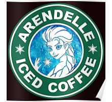 ARENDELLE ICED COFFEE  Poster