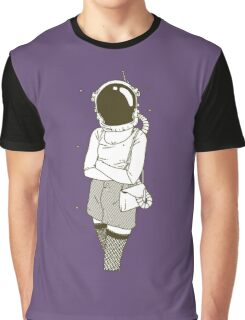 The Woman In Space Graphic T-Shirt